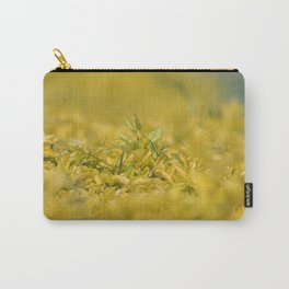 Yellow, Yellow, Super Fellow Carry-All Pouch