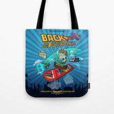 Back to the Futur-o-Rama Tote Bag