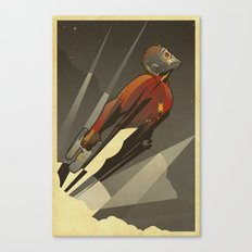 The Star-Lord Canvas Print
