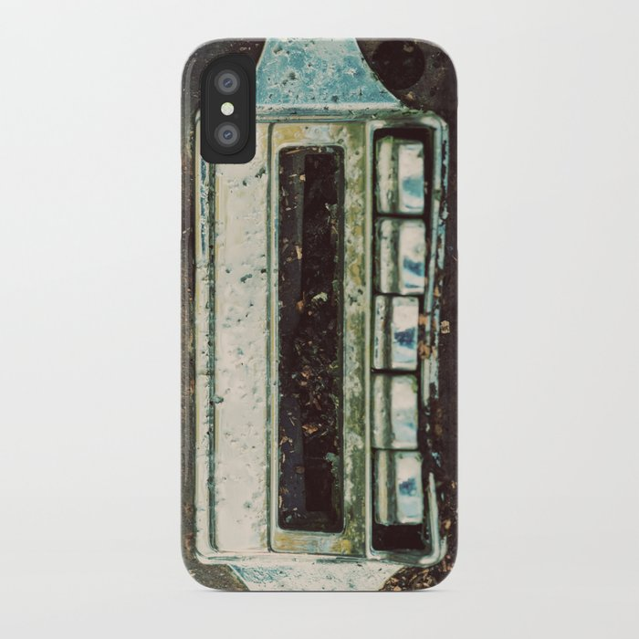 Eight Track iPhone Case