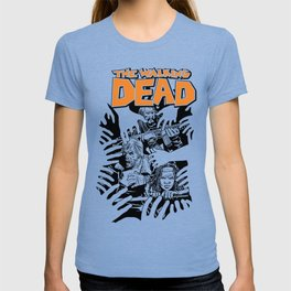 THE WALKING DEAD - SIEGE T-shirt