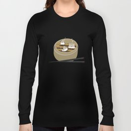 Steam room Long Sleeve T-shirt