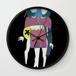 Collectivism #1 Wall Clock