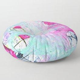 Ampersand Floor Pillow
