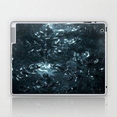 Enchanted blue Laptop & iPad Skin