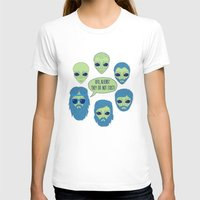 aliens T-shirts featuring aliens by gotoup