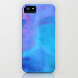 Hannah's Cotton Candy iPhone Case