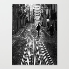 Chance Canvas Print