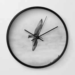 Pair of Birds Wall Clock