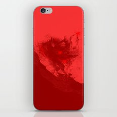 SURFING THE RED SEA iPhone & iPod Skin