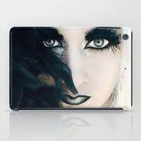 yin yang iPad Cases featuring Yin&Yang by María Lawliet