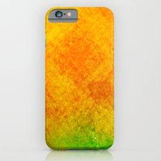 Orange Orchard Slim Case iPhone 6s