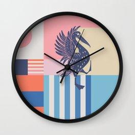 Strength Wall Clock