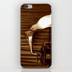 Her Mistresses Voice iPhone & iPod Skin