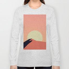 Desert Warmth Long Sleeve T-shirt
