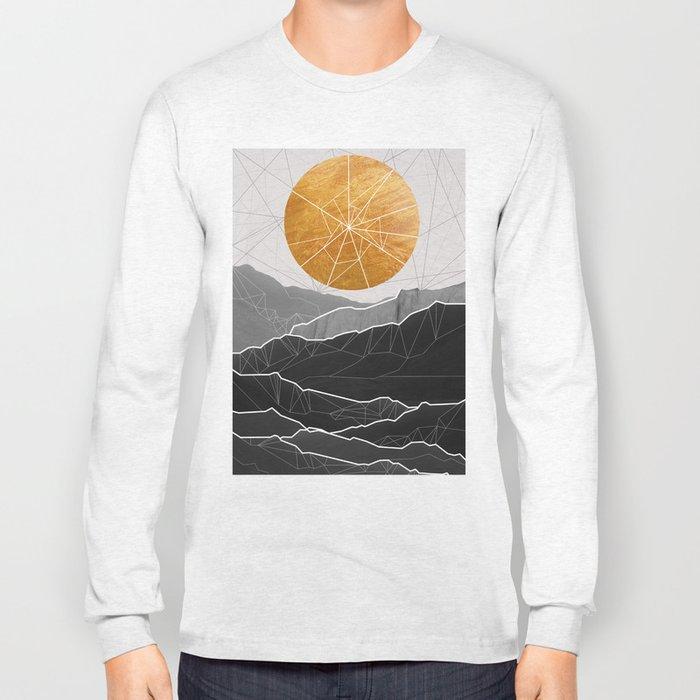 Shattered Sun Long Sleeve T-shirt