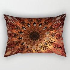 Sun Dial Rectangular Pillow