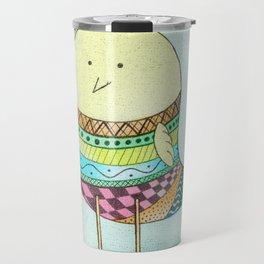 Little Claire's Bird Travel Mug