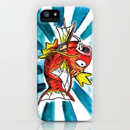 Majestic Magikarp iPhone Case
