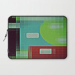 8 Bit Retro Byte  Laptop Sleeve