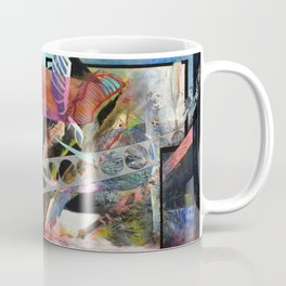 Computers Could Never Do This (oil on canvas) Coffee Mug