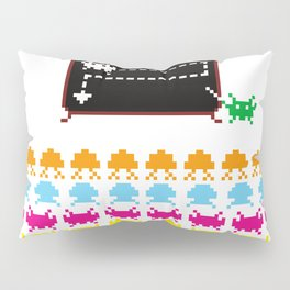 Alien Briefing Pillow Sham