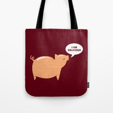 An Honest Meal Tote Bag