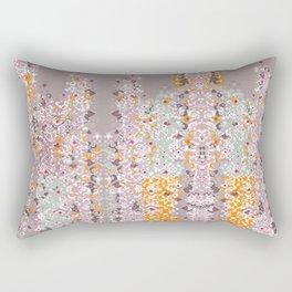 CDS Logo Pattern Rectangular Pillow