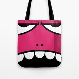 Monsters⁴ : Red Tote Bag