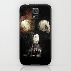 Cave Skull Galaxy S5 Slim Case