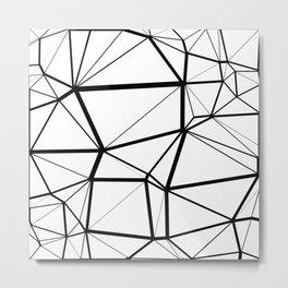 Lines Metal Print