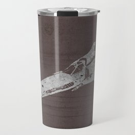 Battlestar Galactica BSG minimalist Viper Travel Mug