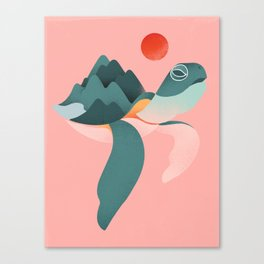 Archelon Canvas Print