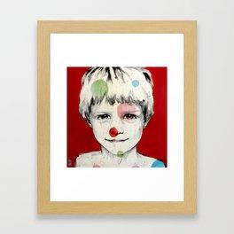 Dotty Framed Art Print