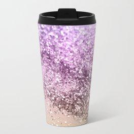 Unicorn Girls Glitter #13 #shiny #decor #art #society6 Travel Mug