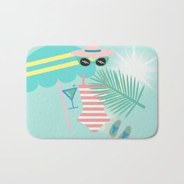 Palm Springs Ready Bath Mat
