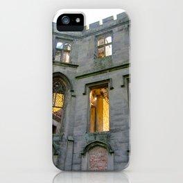 Alton Towers Castle Ruins  iPhone Case
