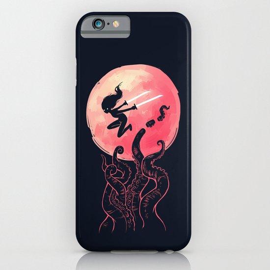 Kraken iPhone & iPod Case