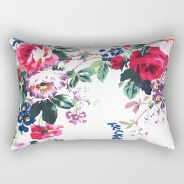 Bouquets with roses Rectangular Pillow