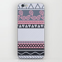 Tribal Boho iPhone Skin