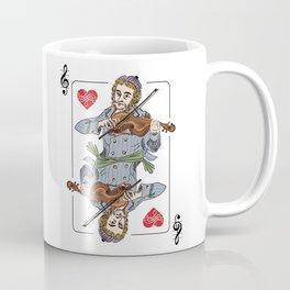 Fiddler poker Coffee Mug