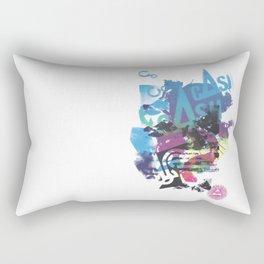 Cash Silk 002 Rectangular Pillow
