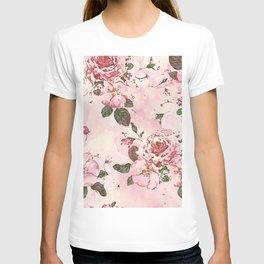 Roses Blossom T-shirt