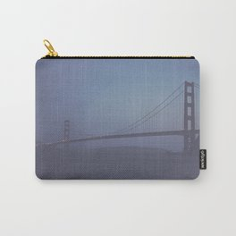 Golden Gate at Nightfall  Carry-All Pouch