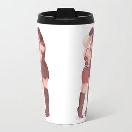 Xena Gabrielle Kiss Travel Mug