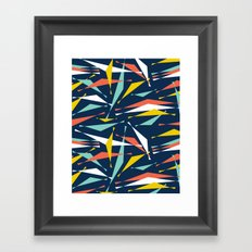 Swizzle Stick - Party Girl Framed Art Print