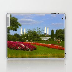 Battersea Power Station and Battersea Park Laptop & iPad Skin