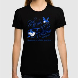 FILTHY BLUE BIRDS T-shirt