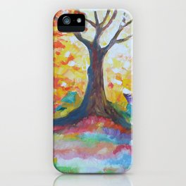 Tree Of Hope iPhone Case