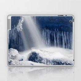 Stream of Blue Frozen Hope Laptop & iPad Skin